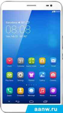 Android планшет Huawei MediaPad X1 7.0 16GB 4G White (7D-501L)
