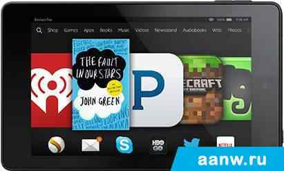 Android планшет Amazon Fire HD 6 16GB White