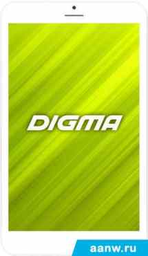 Digma Plane 8.2 8GB 3G White