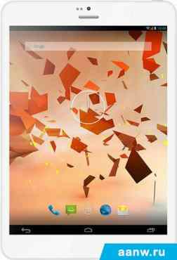 Android планшет TeXet X-pad AIR 8 16GB 3G White (TM-7863)