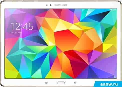 Android планшет Samsung Galaxy Tab S 10.5 16GB LTE Dazzling White (SM-T805)