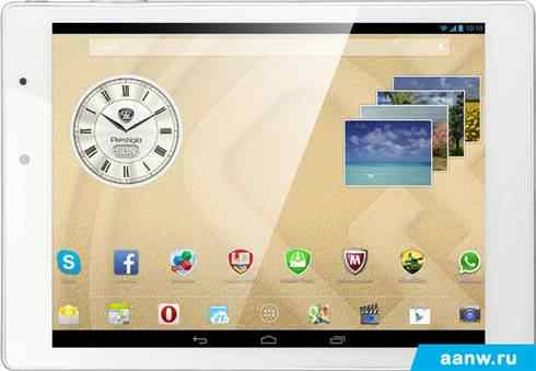 Prestigio MultiPad 4 Diamond 7.85 16GB 3G (PMT7077_3G_D_WH)