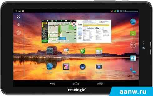 Android планшет Treelogic Gravis 77QC 3G IPS GPS 8GB