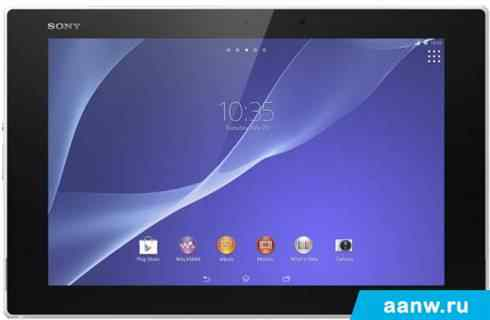 Android планшет Sony Xperia Z2 Tablet 16GB 4G White (SGP521RUW)
