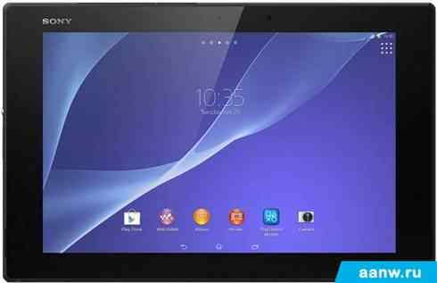 Android планшет Sony Xperia Z2 Tablet 16GB 4G Black (SGP521RUB)