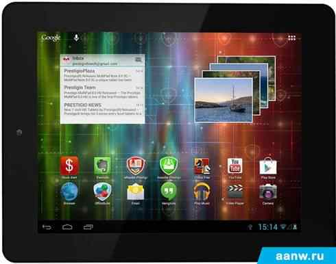 Prestigio MultiPad 2 Ultra Duo 8.0 8GB 3G (PMP7280C3GUK_BK_DUO)