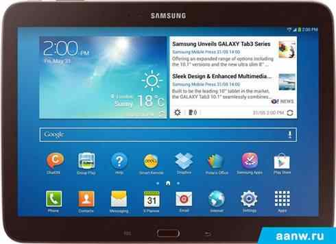 Samsung Galaxy Tab 3 10.1 16GB LTE Gold Brown (GT-P5220)