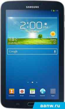 Samsung Galaxy Tab 3 7.0 8GB Jet Black (SM-T210)