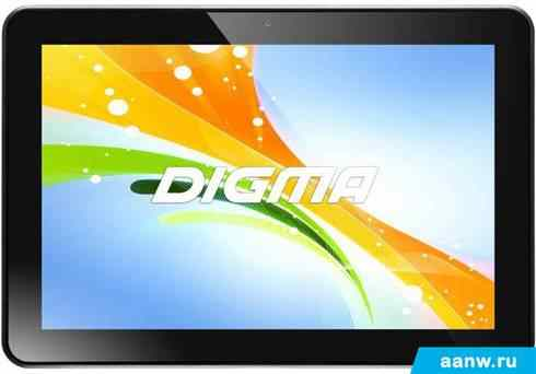 Digma Plane 10.1 16GB 3G Black