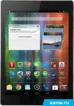 Prestigio MultiPad 4 Diamond 7.85 16GB 3G (PMP7079D3G_BK_QUAD)