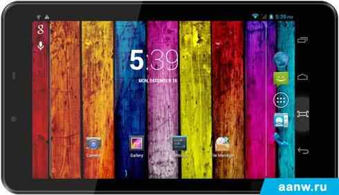 Starway Andromeda S707 4GB 3G Black