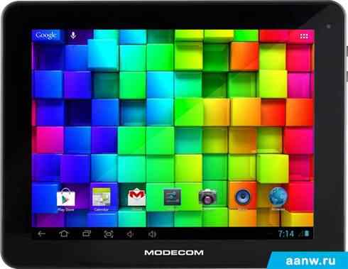 Android планшет MODECOM FreeTAB 9702 HD X4 8GB