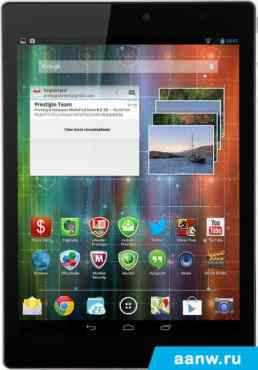 Prestigio MultiPad 4 Diamond 7.85 16GB (PMP7079D_BK_QUAD)