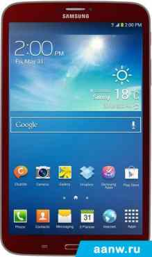 Samsung Galaxy Tab 3 8.0 8GB 3G Garnet Red (SM-T311)