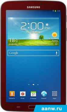 Android планшет Samsung Galaxy Tab 3 7.0 16GB Garnet Red (SM-T210)