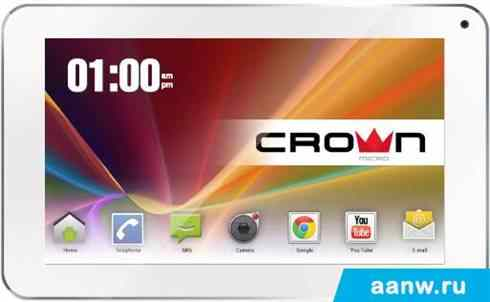 Android планшет CrownMicro B733 4GB White