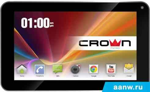 Android планшет CrownMicro B733 4GB Black