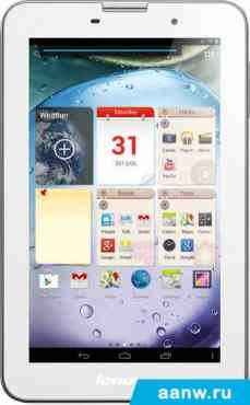 Android планшет Lenovo IdeaTab A3000 16GB 3G White (59366212)