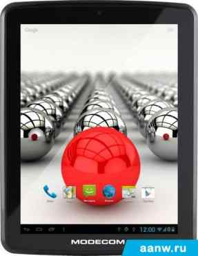 Android планшет MODECOM FreeTAB 8001 IPS X2 3G 8GB