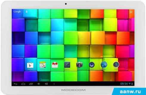 Android планшет MODECOM FreeTAB 1014 IPS X4 3G 8GB