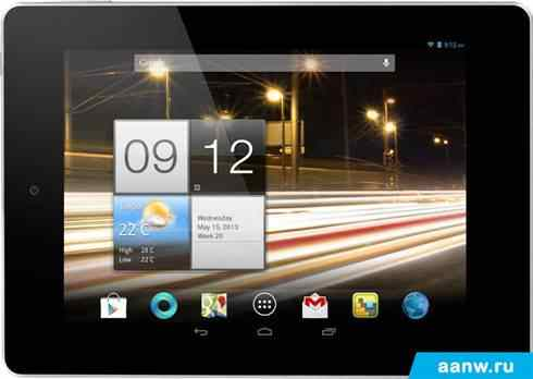 Android планшет Acer Iconia A1-811 8GB 3G (NT.L1REE.001)