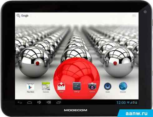 Android планшет MODECOM FreeTAB 8001 HD X2 8GB
