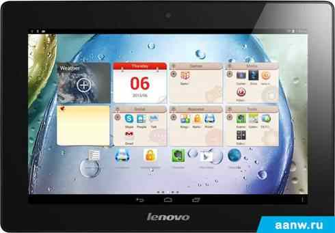 Android планшет Lenovo IdeaTab S6000 16GB 3G (59368568)