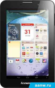 Lenovo IdeaTab A3000 4GB 3G Black (59366231)