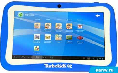 Android планшет Turbopad TurboKids S2 8GB Blue