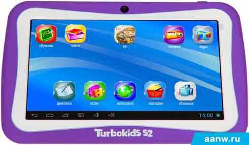 Android планшет Turbopad TurboKids S2 8GB Purple