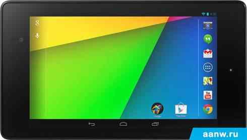 Android планшет Google Nexus 7 32GB LTE Black (2013)