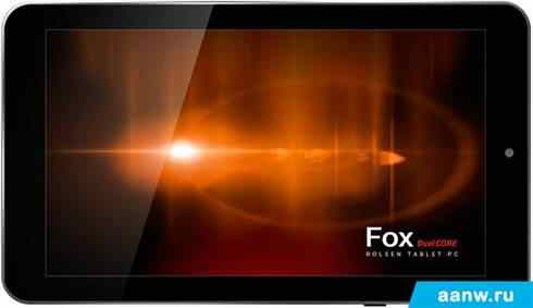 Android планшет Rolsen RTB 7.4D FOX 16GB