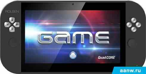Android планшет Rolsen RTB 7.4Q Game 4GB