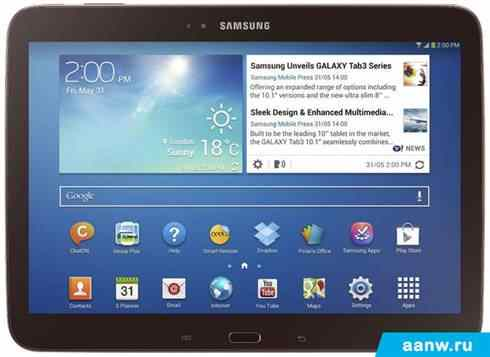 Samsung Galaxy Tab 3 10.1 16GB Gold Brown (GT-P5210)