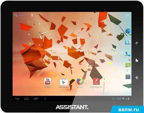 Assistant AP-802 8GB 3G