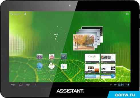 Android планшет Assistant AP-104 16GB