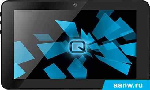 Android планшет OVERMAX Quattor 7 8GB Black