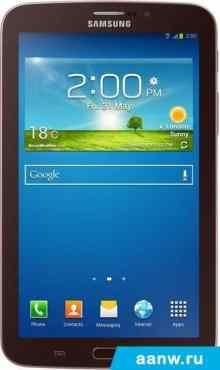 Android планшет Samsung Galaxy Tab 3 7.0 8GB 3G Gold Brown (SM-T211)