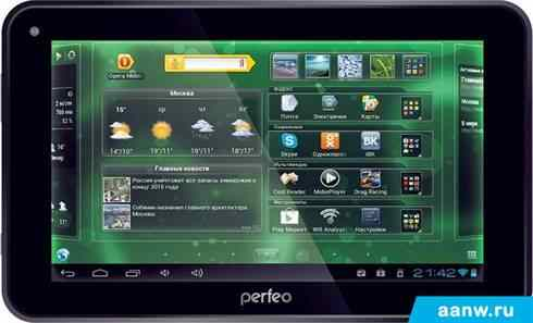 Android планшет Perfeo 7506-HD 8GB