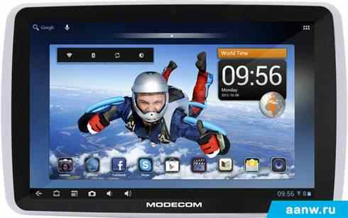 Android планшет MODECOM FreeTAB 1003 IPS X2 16GB