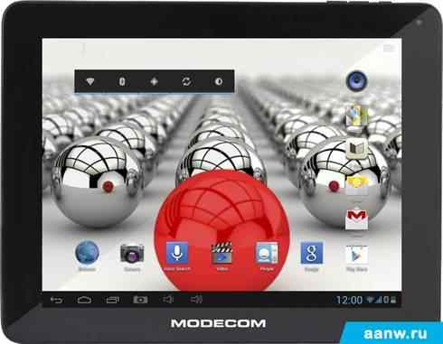 Android планшет MODECOM FreeTAB 8001 IPS X2 16GB 3G
