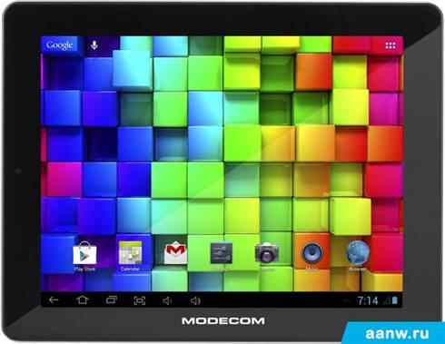 Android планшет MODECOM FreeTAB 9704 IPS2 X4 16GB