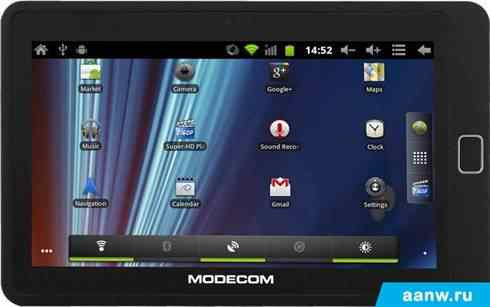 Android планшет MODECOM FreeWAY TAB 7.0 8GB