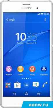 Android смартфон Sony Xperia Z3 D6603