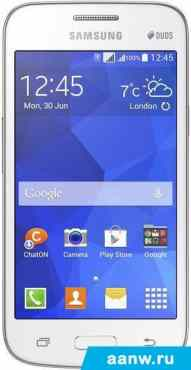 Android смартфон Samsung Galaxy Star Advance Duos (G350E)