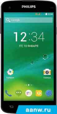 Android смартфон Philips I908