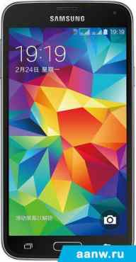 Android смартфон Samsung Galaxy S5 Duos LTE (16Gb) (G900FD)