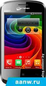 Android смартфон Micromax X337