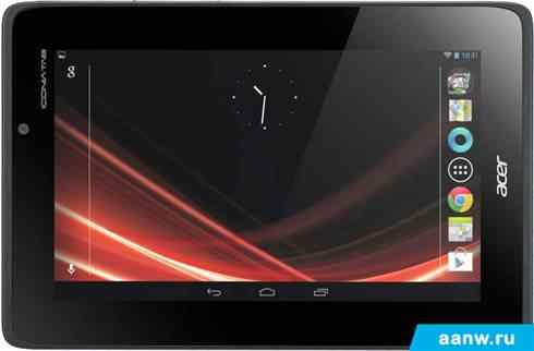 Android планшет Acer Iconia Tab A110 8GB (HT.HAPEE.004)