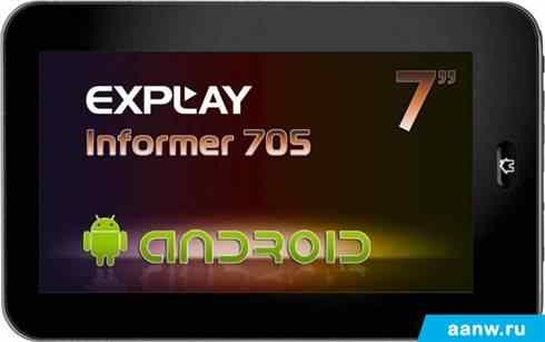 Android планшет Explay Informer 705 4GB
